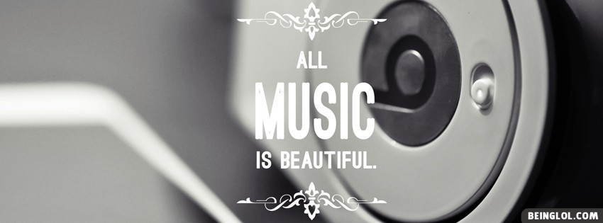 All Music Is Beautiful