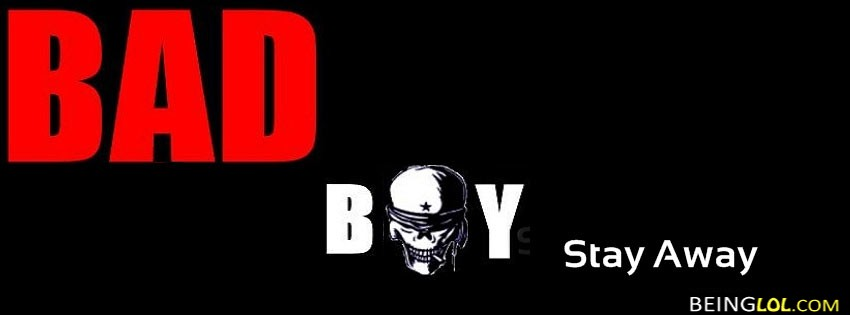 Bad Boy Facebook Covers