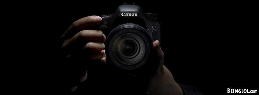 Canon Camera Facebook Covers