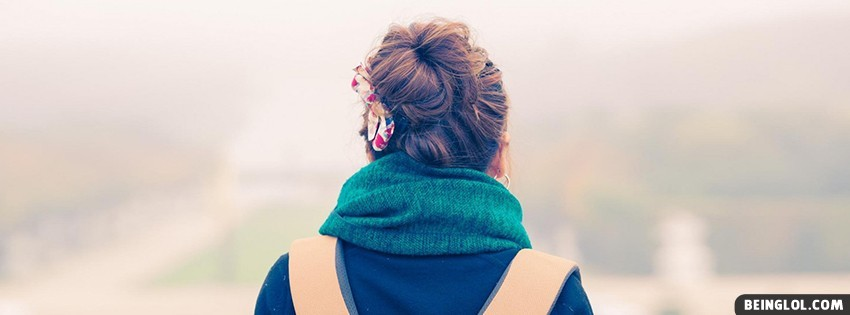 Girl Hairs Photography Facebook Covers