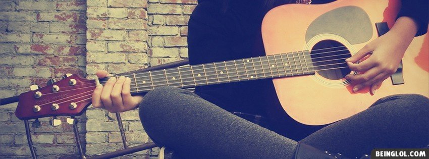 Guitar Photography Facebook Covers