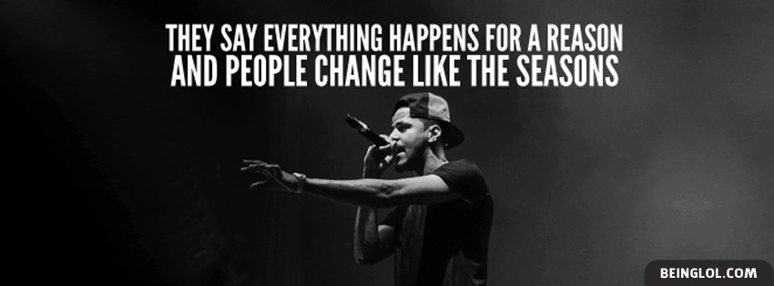 Lost Ones By J Cole Lyrics Facebook Cover & Lost Ones By J Cole