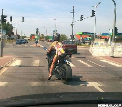Meanwhile In Russia…. Damn Legs