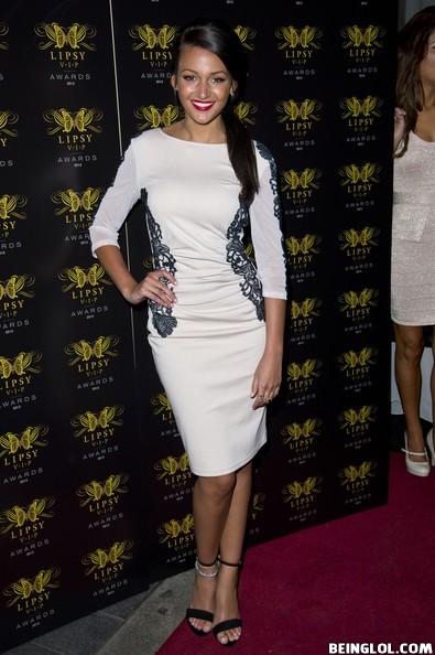 Michelle Keegan At Vip Awards Ceremony