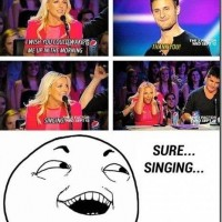 Yeah Britney We Are Sure You Meant Singing