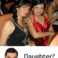 Is She Daughter Of Mr.bean?