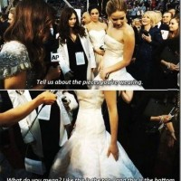 Jennifer Lawrence Is Awesome