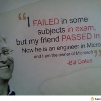 Thanks, Bill Gates! I Will Tell This To My Parents!
