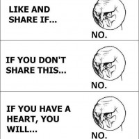 When I See Something On Facebook