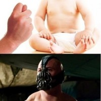 Real Reason Behind Bane's Mask ...