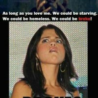 I Support Selena This Time!