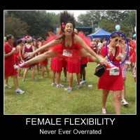 Female Flexibility