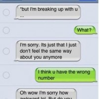 Is It Bad To Break Up Via Text