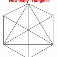 How many triangles?