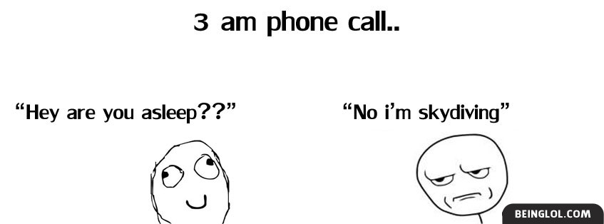 3am Phone Call