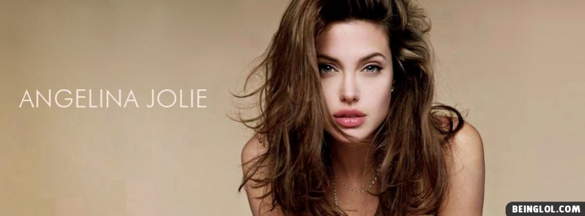 Anglina Jolie Facebook Covers