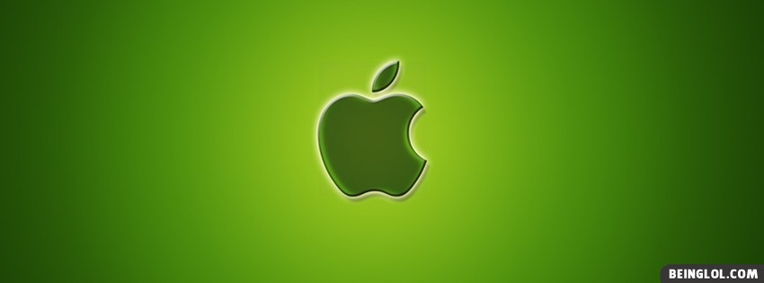 Apple Green Facebook Covers