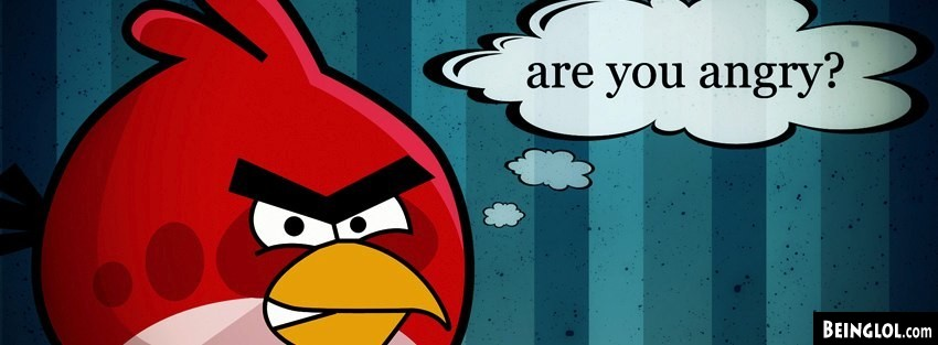 Are You Angry