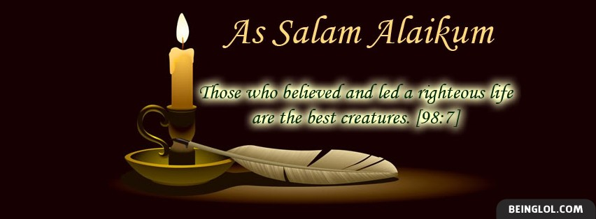 As Salam Alaikum Islam 2
