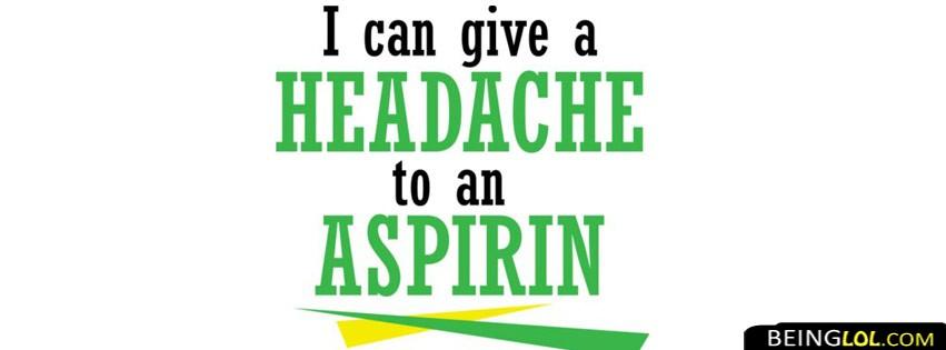 Aspirin  attitude