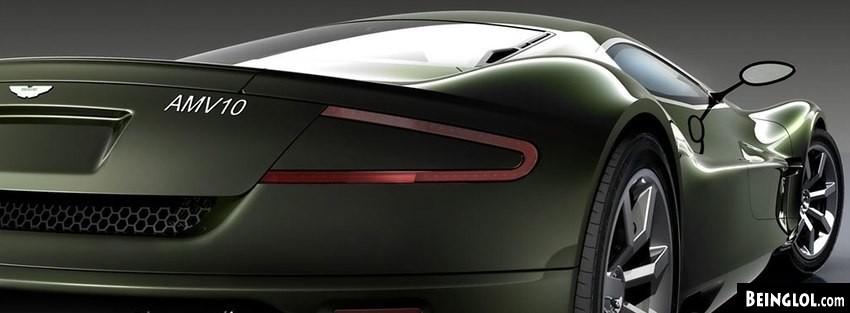 Aston Martin AMV10 Concept 2008