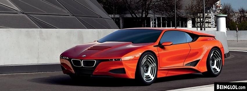 BMW M1 Concept Wow