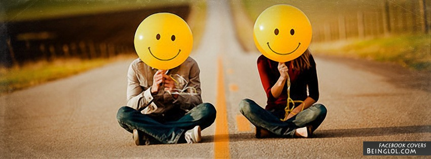 Balloon Smilie Faces