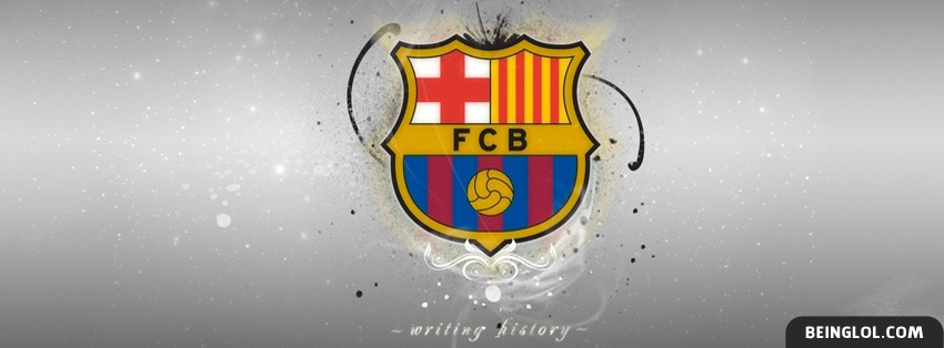 Barcelona Fc 2 Facebook Covers