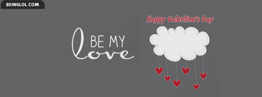 Be My Love Valentines Day