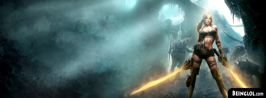 Blades Of Time Fantasy Art