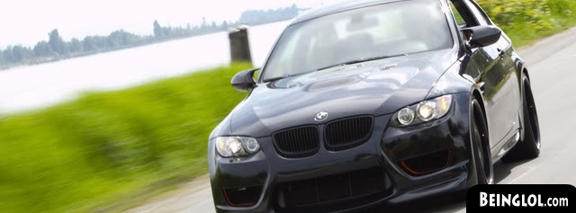 Bmw On Road Facebook Covers