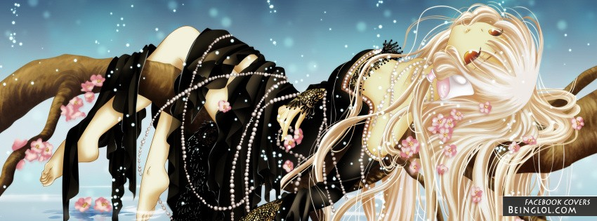 Chobits Facebook Covers