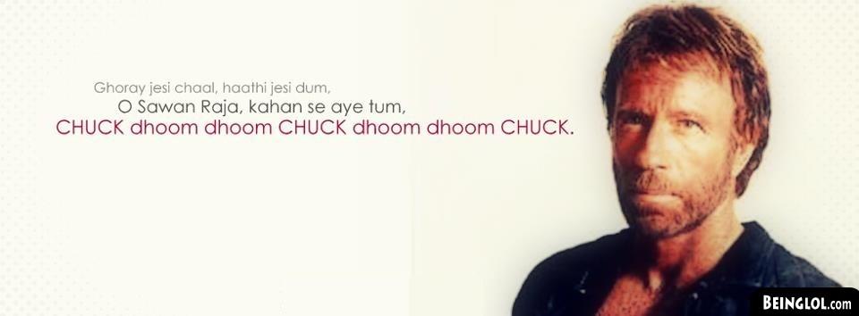 Chuck Doom Chuck Doom