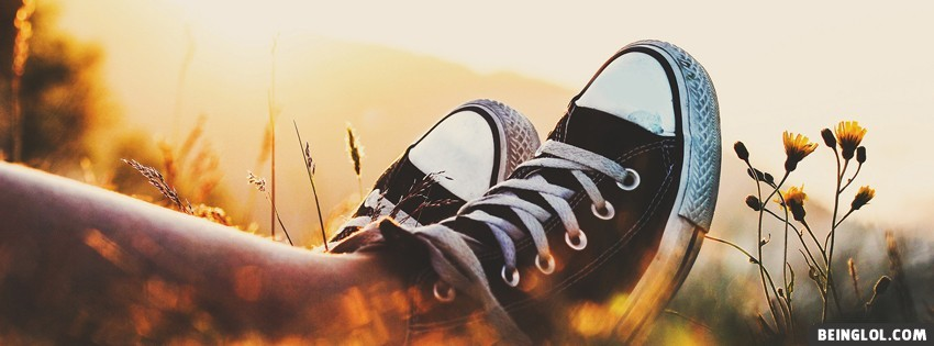 Converse Shoes Photography Facebook Covers