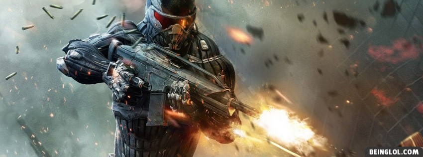 Crysis 2 Facebook Covers