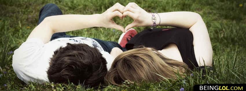 Cute Couple Love Facebook Cover