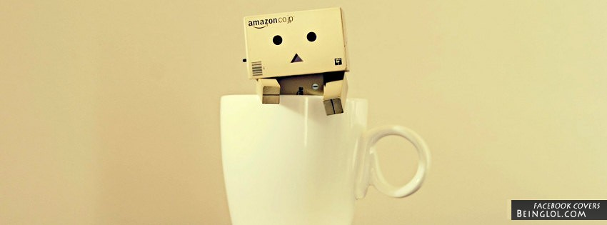 Danbo In A Cup