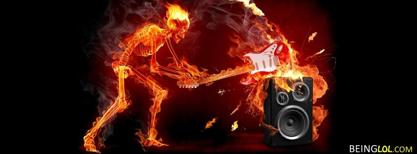 Deadly Skeleton Fb Cover Facebook Covers