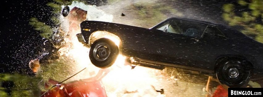 Deathproof Tarantino Car Crash