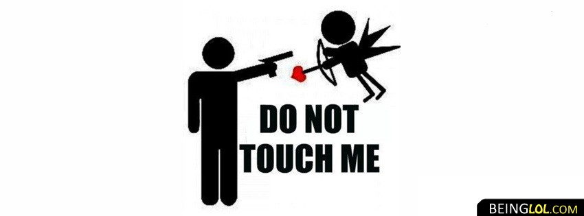 do not touch me valentine
