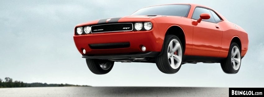 Dodge Challenger Srt8 304 Facebook Covers
