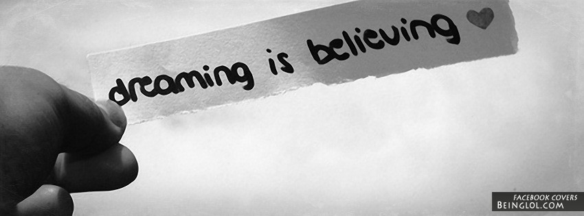 Dreaming Is Believing