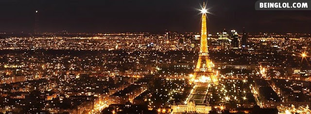 Eiffel Tower Paris Facebook Covers