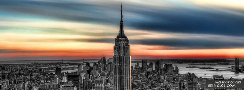 Empire State Building Facebook Covers