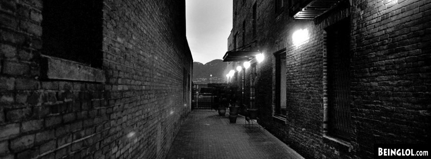 European Alley Way