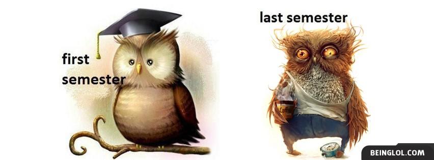 First Semester Last Semester