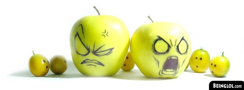 Funny Apples