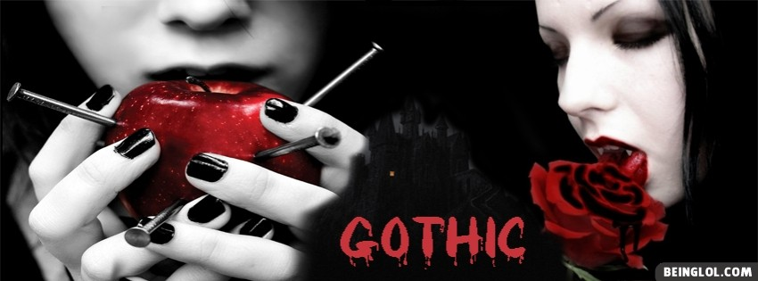 Gothic Facebook Covers
