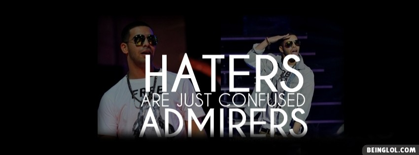 Haters Drake Facebook Covers