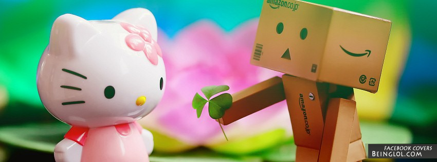 Hello Kitty And Danbo